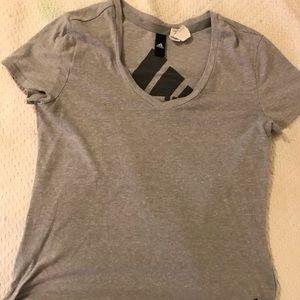 Adidas women's medium shirt
